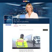 Das RTL-Nachjournal berichtet