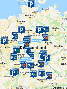 Kartenausschnitt August 2019