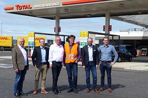 Faktenaustausch zur Not der LKW-Fahrer und Spediteure