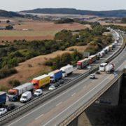 Corona: Abendversorgung der LKW-Fahrer sicherstellen